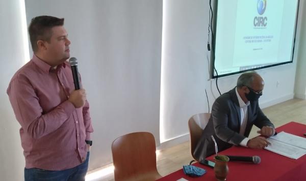 PRIMEIRO ENCONTRO DE PREFEITOS EM 2021